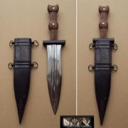 The Roman Pugio Dagger & Sheath